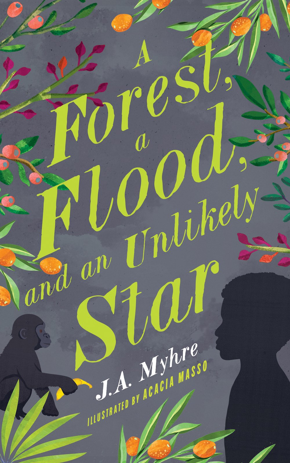 A Forest, a Flood, and an Unlikely Star (Rwendigo Tales)