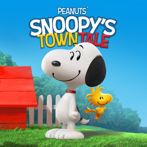 Snoopy's Town Tale - City Building Simulator ()