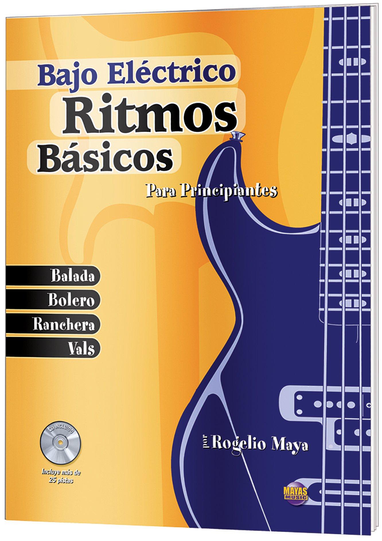 Ritmos Basicos - Bajo Electrico: Para Principiantes Spanish ...