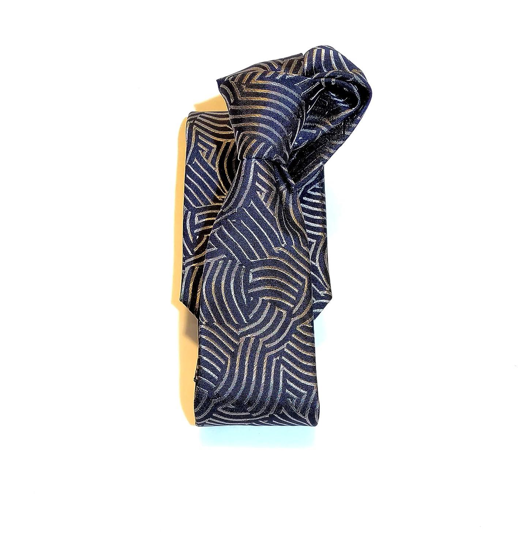 E.ARMANI - Corbata azul Talla única: Amazon.es: Ropa y accesorios