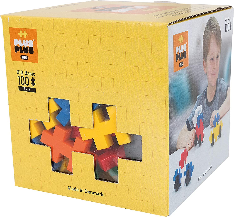 70 Bausteine Plus-Plus Big Box Basic