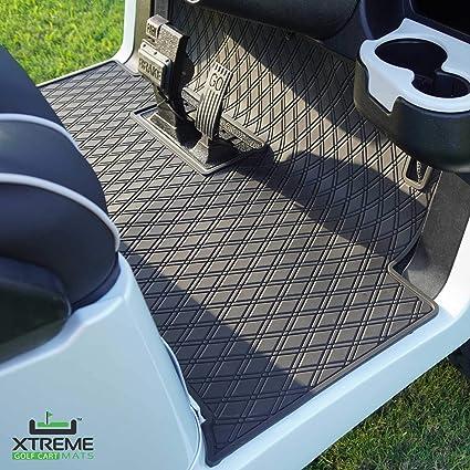 Amazon Com Xtreme Mats Full Coverage Golf Cart Floor Liner Mat W