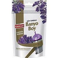 Koroplast Banyo Boy Çöp Torbası Lavanta Kokulu 30 adet