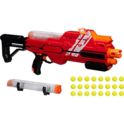NERF Rival Hypnos XIX-1200 (Red): Toys & Games