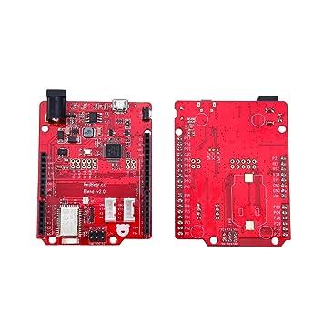 Seeedstudio RedBear DUO - Wi-Fi + BLE IoT Board: Amazon co uk