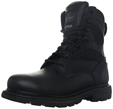 e2daddb5ed1 Thorogood Men's 8-Inch Plain Toe Waterproof Insulated Boot