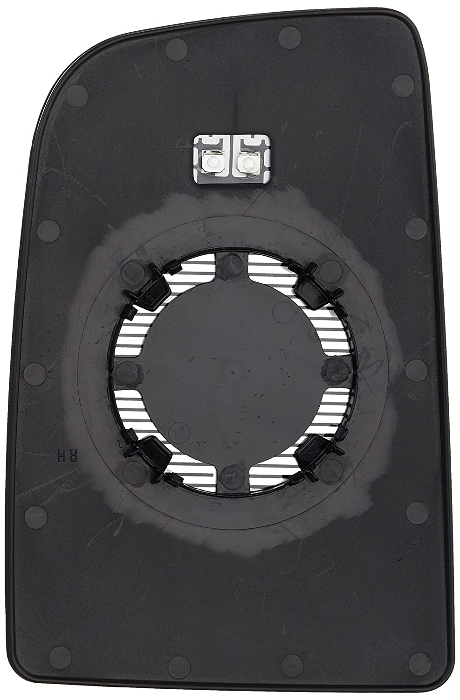 Equal Quality RS02450 Piastra Vetro Specchio Retrovisore Superiore Sinistro