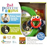 Amazon Price History for:Kalencom Mr. Petey Potette Potty Training Kit, Green