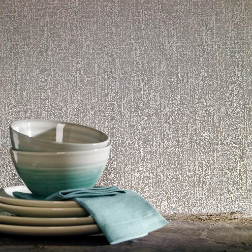 Super fresco 20-209 Papel pintado gris