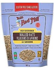 Bob's Red Mill Gluten-Free Oats Rolled Regular, 907 Grams
