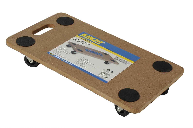 Kinzo 29631 - Plataforma rodante para desplazar muebles (hasta 150 kg): Amazon.es: Industria, empresas y ciencia