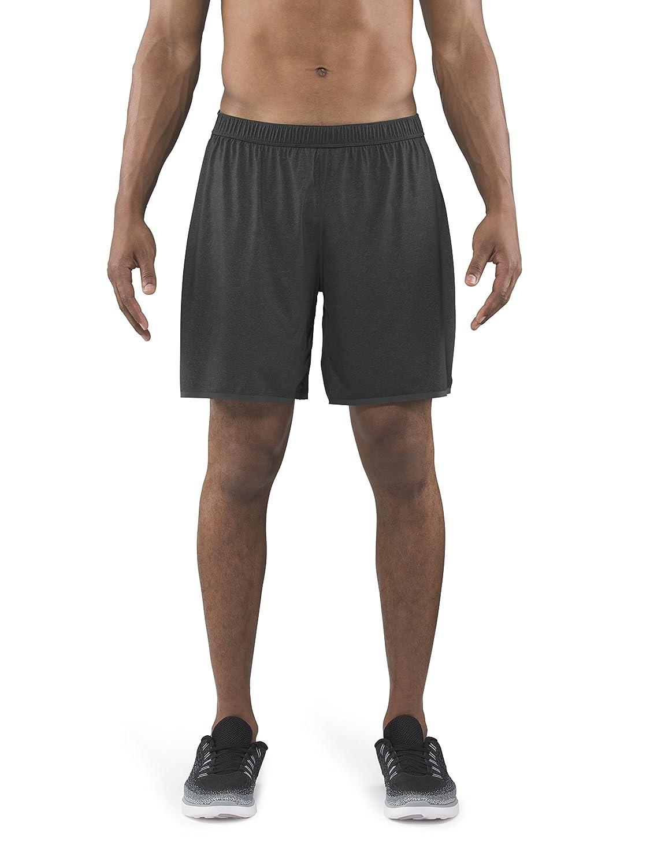 Saxx Underwear Mens Pilot 2N1 7 Athletic Running Shorts