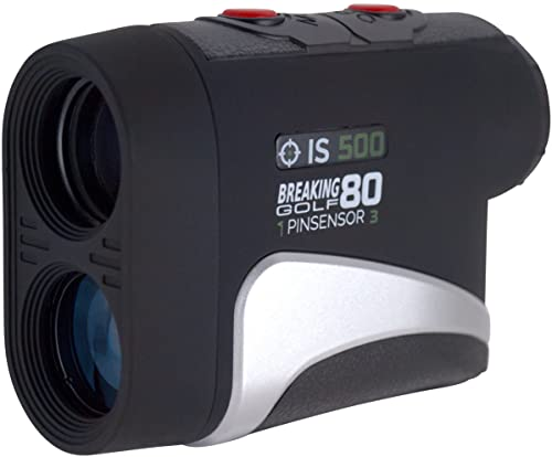 Breaking 80 Golf Rangefinder Review