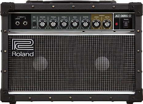 Roland JC-22 Jazz Chorus Amplificador de guitarra: Amazon.es ...