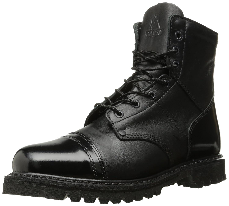 Rocky メンズ B000FI5SH2 15 C/D US|ブラック ブラック 15 C/D US