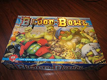 Amazon.com: Blood Bowl (2 a edición): Toys & Games