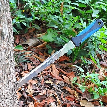 Linsen-Outdoor Stainless Steel Garden SOD Knife