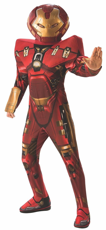 Rubies Mens Infinity War Deluxe Hulk Buster Costume