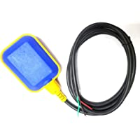 Aqua Float Switch Sensor for Water Level Controller with 2 Meter Wire: Select No/Nc