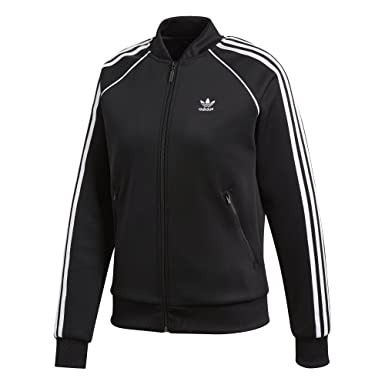 a592ac44e4d182 adidas Originals Women s Superstar Tracktop at Amazon Women s ...