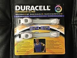 Amazon DURACELL DURABEAM ULTRA Safety Armband Led