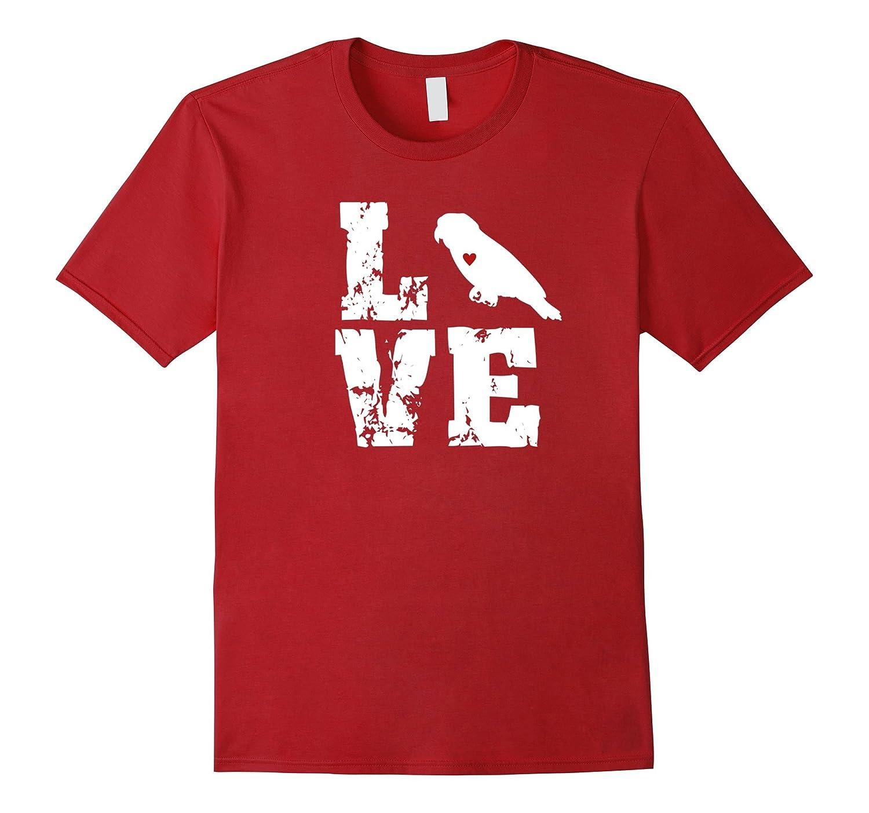 e24a8d942 I Love Bird - Love Birds T-Shirt-ANZ ⋆ Anztshirt