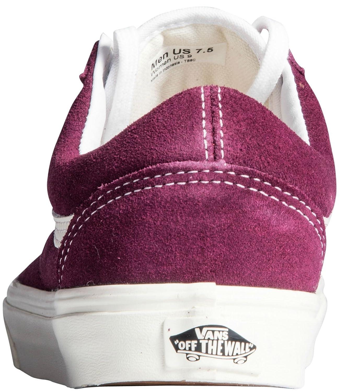 6e12c80b8c4 Vans Old Skool Mens Shoes Trainers Grape Wine EUR 44