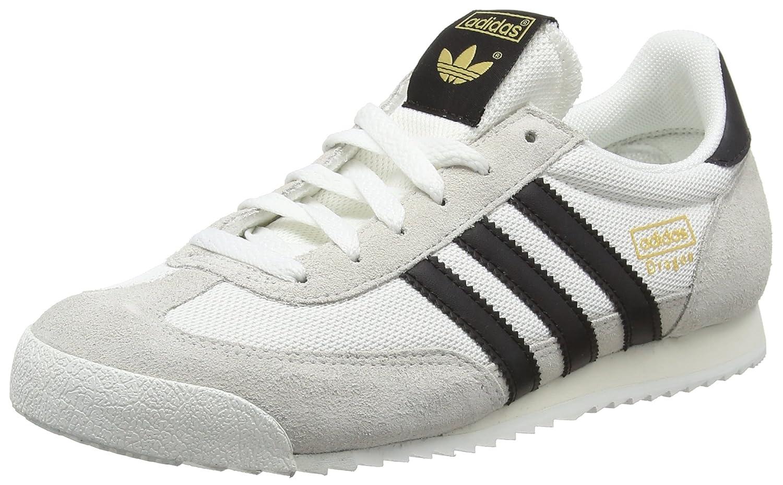 buy online 32559 1ffb3 adidas Dragon OG, Baskets Basses Mixte Enfant, Noir (Core Black Footwear  White