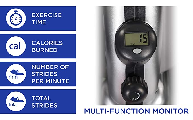 Stamina InMotion E1000 Compact Elliptical Machine Review