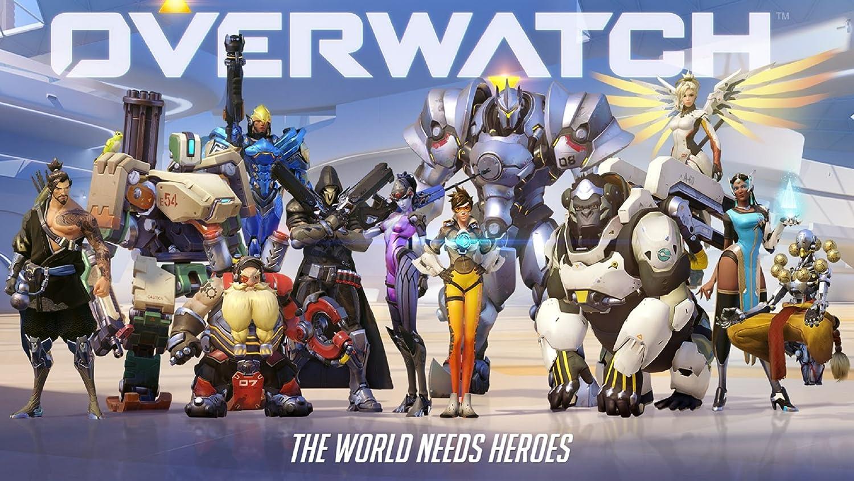 Activision Overwatch - Juego (PlayStation 4, FPS (Disparos en primera persona), Blizzard Entertainment, T (Teen), En línea, DEU, NL): Amazon.es: Videojuegos