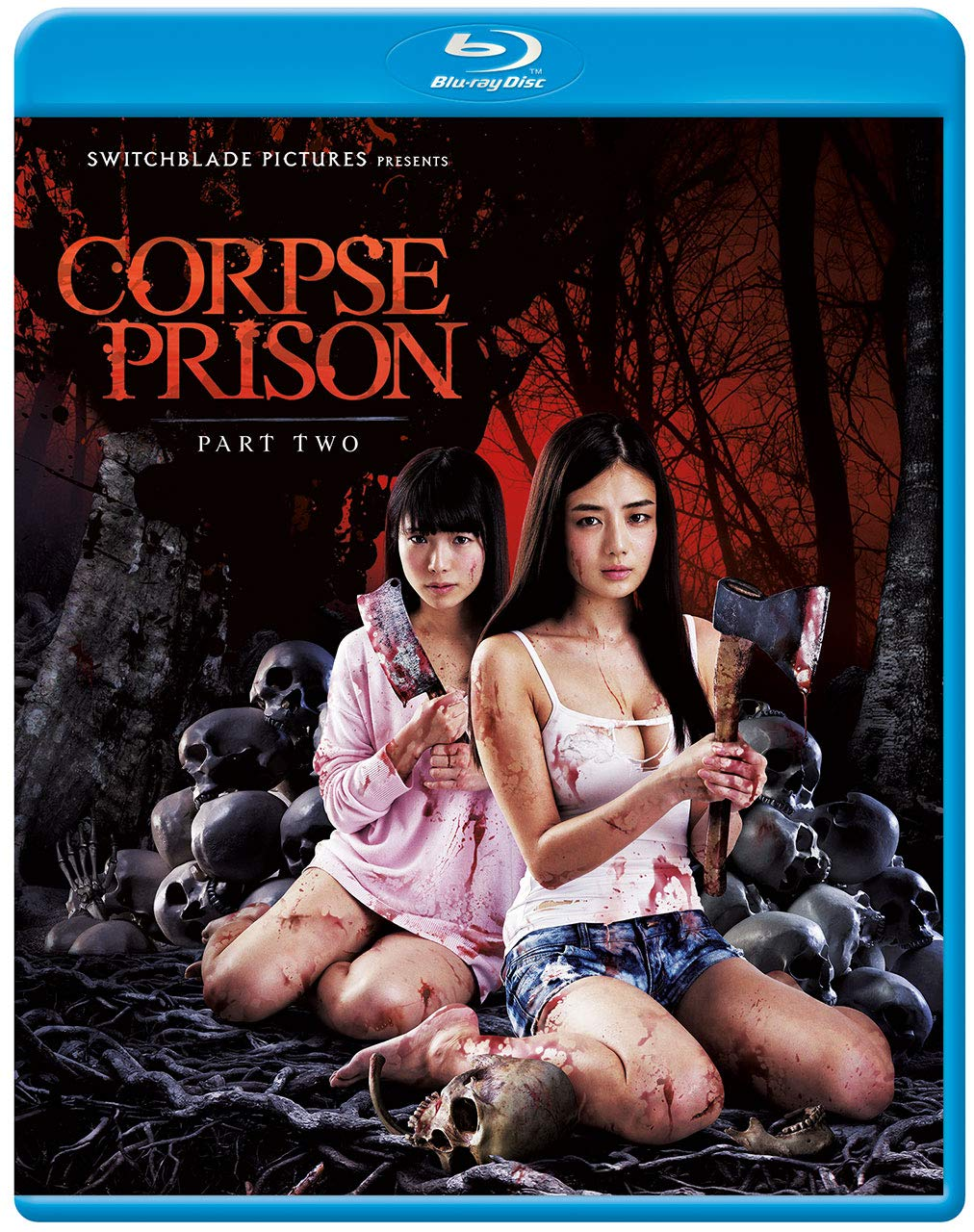 Blu-ray : Corpse Prison Part 2 (Subtitled, Anamorphic)