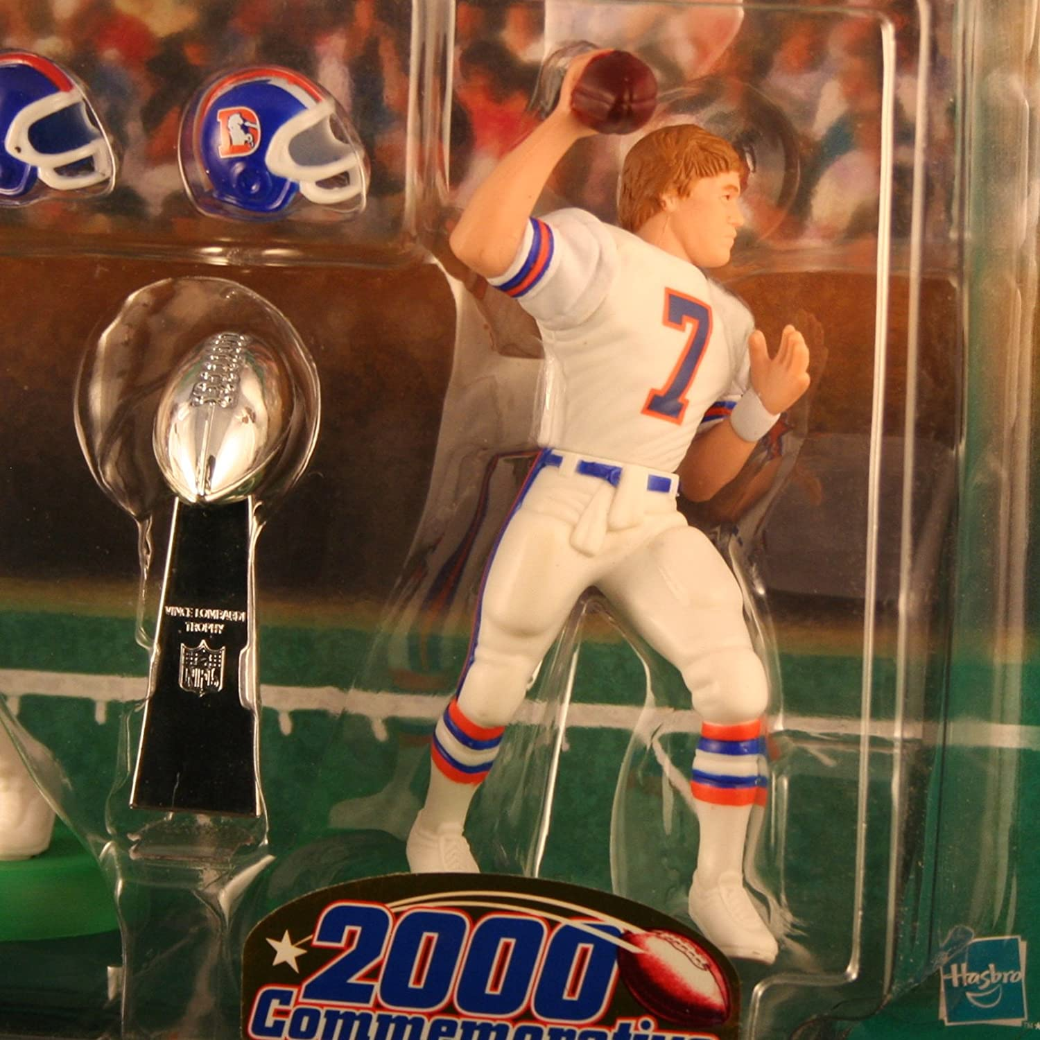 """Starting Lineup /""""CLASSIC DOUBLES/"""" Card 2000  PHIL SIMMS New York Giants"""
