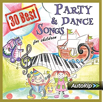 30 best party dance songs for children by the singalongasong