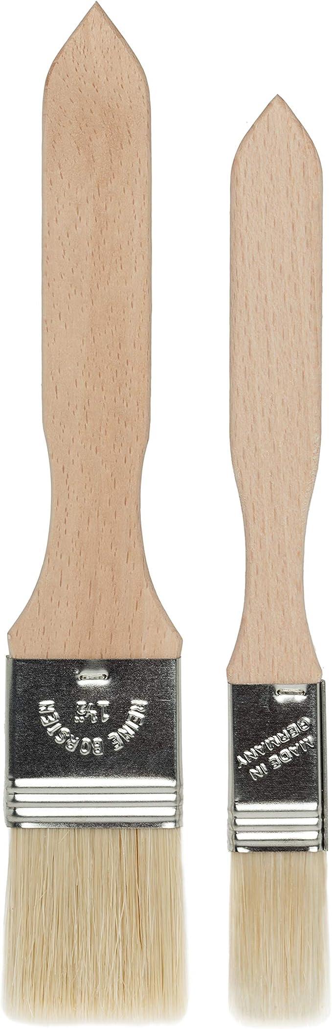 Naturhaarborsten Kuchenpinsel Bratenpinsel Pinsel Gefu Backpinsel Cremoso
