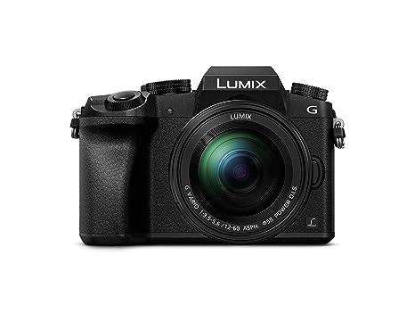 Panasonic Lumix DMC-G70MEG-K Cámara réflex Digital Juego de cámara ...