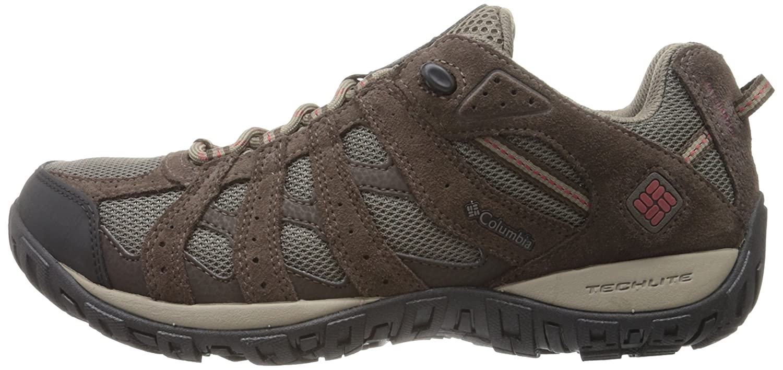 Columbia Men's REDMOND WATERPROOF Hiking Shoe 1553611