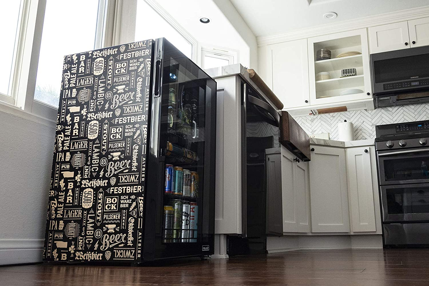 Best Rated Under-Counter Beverage Refrigerators