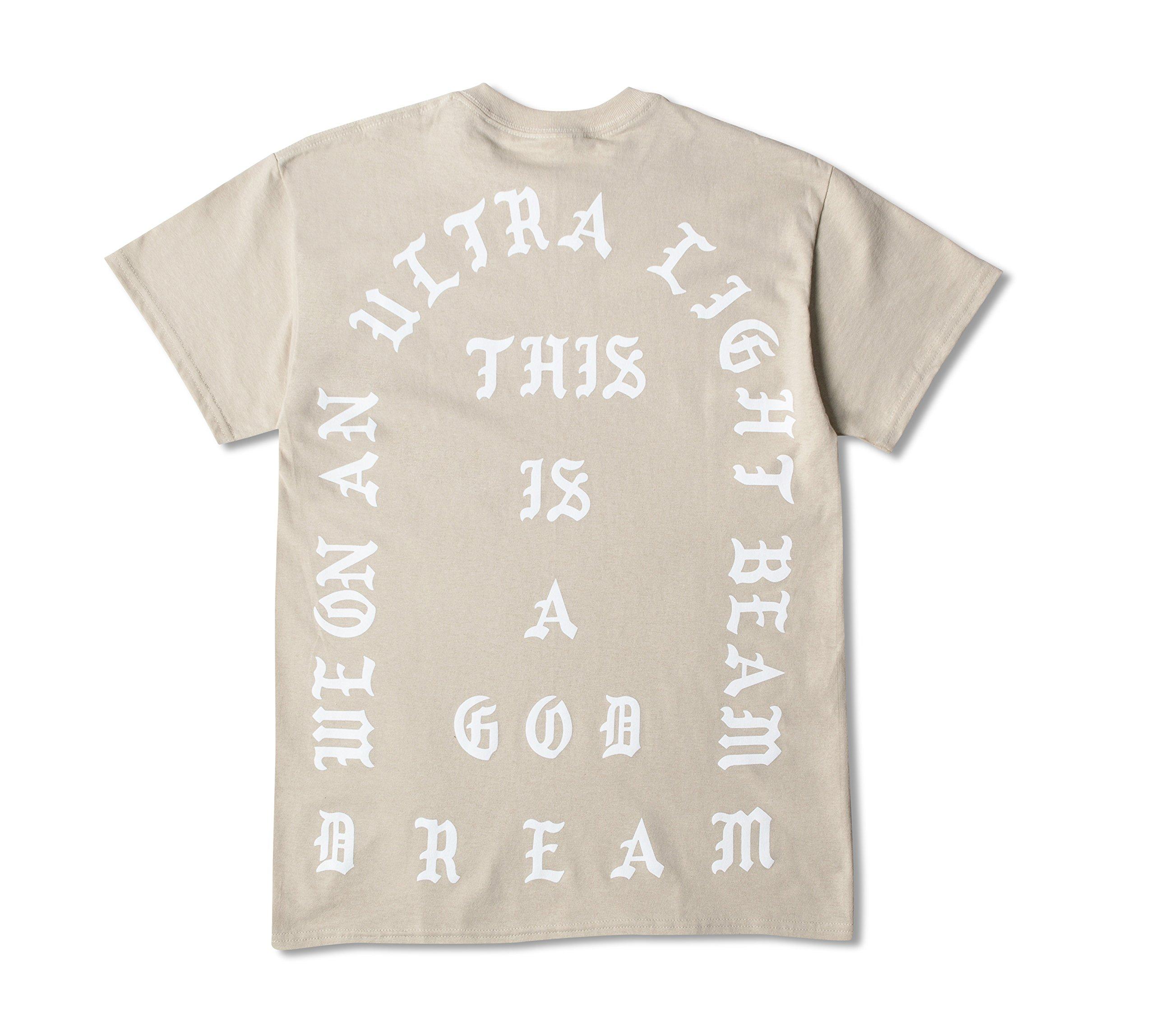 bd582a3395a AA Apparel I Feel Like Pablo Short Sleeve Shirt Life Of Pablo (Large ...