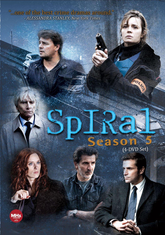 Amazon.com: Spiral: Season 5: Caroline Proust, Grégory Fitoussi ...