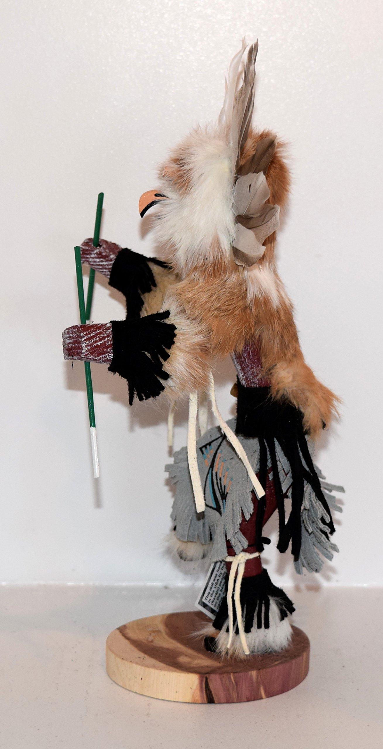 12 INCH Great Horn Owl Kachina by Kachina Country USA (Image #2)