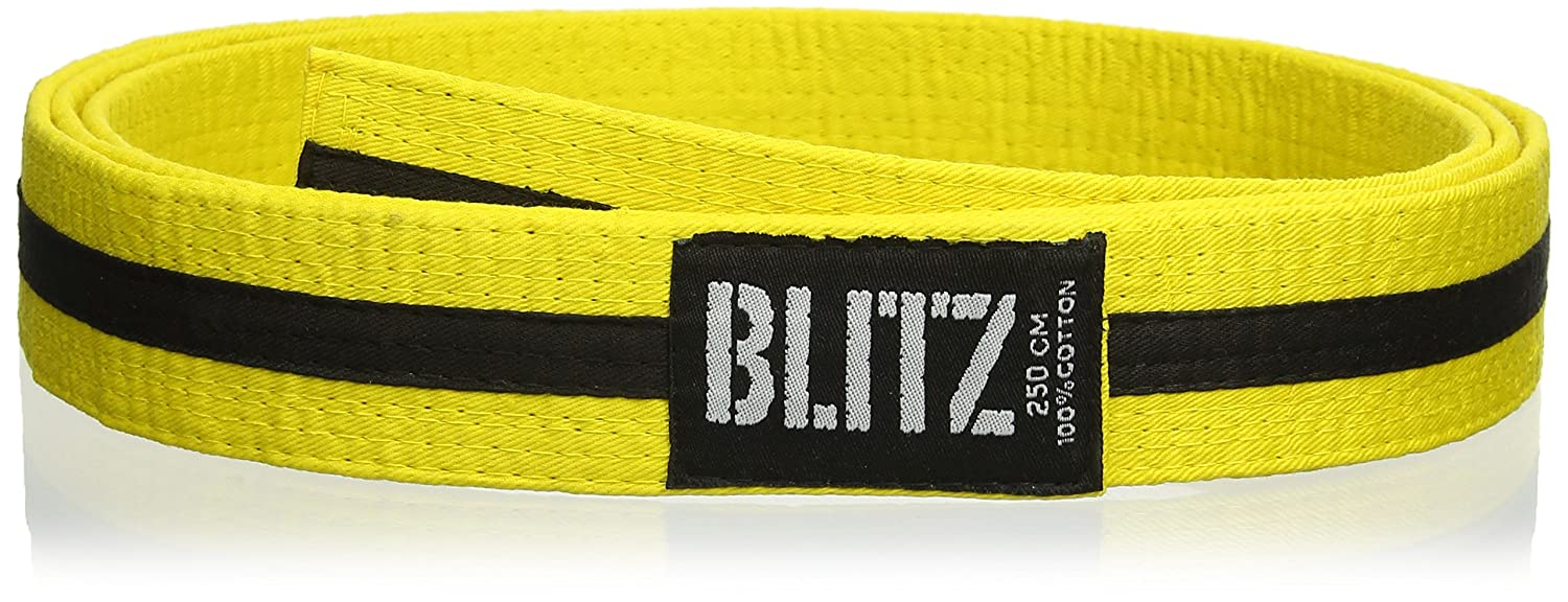 Blitz Black Stripe Belt
