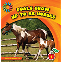 Foals Grow up to Be Horses (21st Century Basic Skills Library: Animals Grow Up)