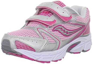 8df27f05a8fc Saucony Cohesion 5 H L Running Shoe (Little Kid Big Kid)
