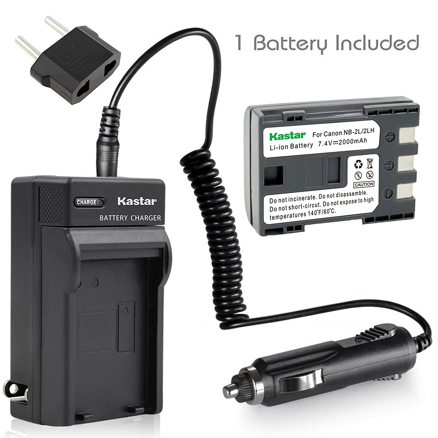 Amazon com battery charger for canon eos digital rebel xt xti camera and camcorder battery chargers camera photo
