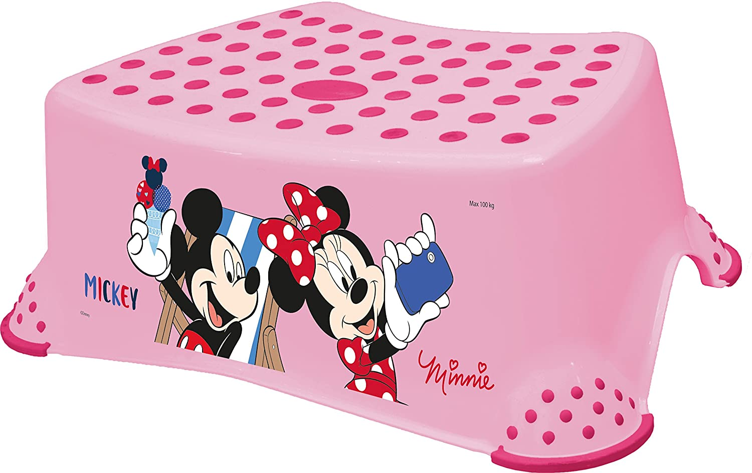 Solution Marchepied Anti-Derapant Disney - Minnie 82918