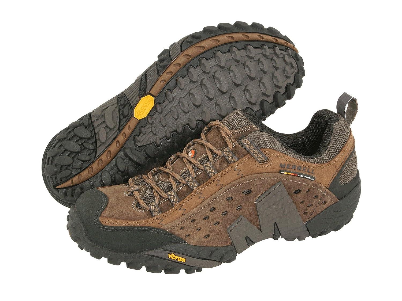 【破格値下げ】 [メレル] メンズランニングシューズスニーカー靴 Leather Intercept [並行輸入品] B07HW12DK9 26.0 Moth Brown Brown Leather 26.0 cm 26.0 cm|Moth Brown Leather, ciel bleu:c73a559f --- a0267596.xsph.ru