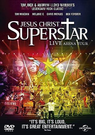 Jesus Christ Superstar - Live Arena Tour 2012 [Region 2/4/5]