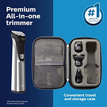 Philips Norelco Multigroom All-in-One Trimmer Series