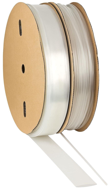 ISOLATECH/® Gaine thermor/étractable 4:1 avec colle Transparent Choix de 7 diam/ètre et 5 longueurs au m/ètre