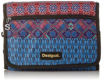 Damen Pouches_hanging Birmania. U. 3000 Münzbörse, Rot (Carmin), 6.5x16.5x22 cm Desigual